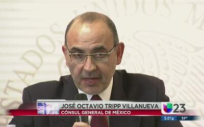 Consulado de México responde a la Acción Ejecutiva