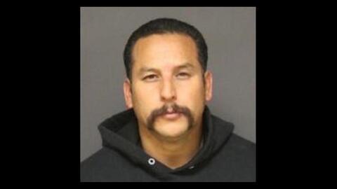 Arturo Galván cuando fue arrestado en diciembre de 2015.