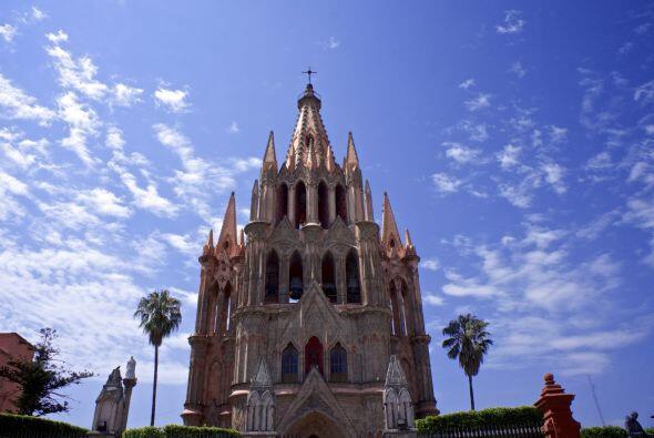 El municipio de San Miguel de Allende fue reconocido en Nuev...