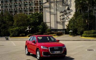 La nueva Audi Q2 2017 debutó en Cuba