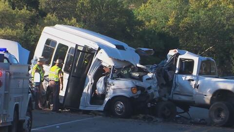 El uso del celular fue factor en el accidente de Uvalde, asegura un testigo
