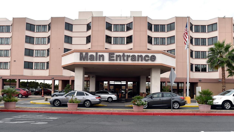 El hospital donde permanece Lamar Odom.
