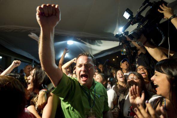 """""""Es importantísimo que haya ganado Capriles en Miranda porqu..."""