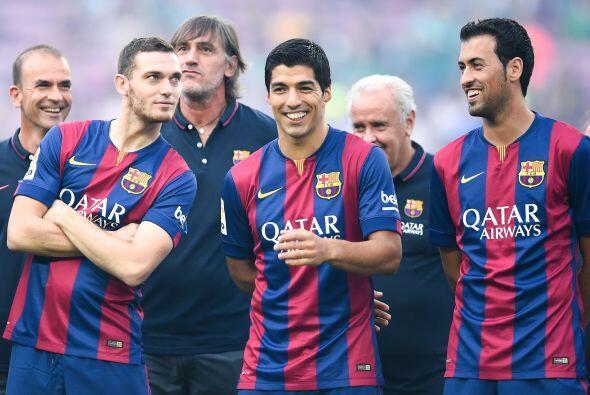 Su ex compañero en el Ajax y técnico del filial barcelonis...