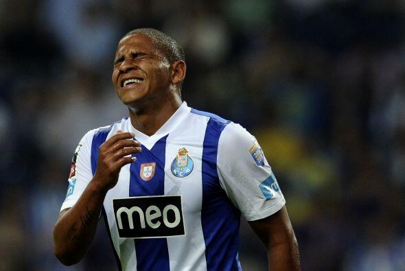 Pasaron tantas cosas que el brasileño Walter Silva, del Porto, no quiso...