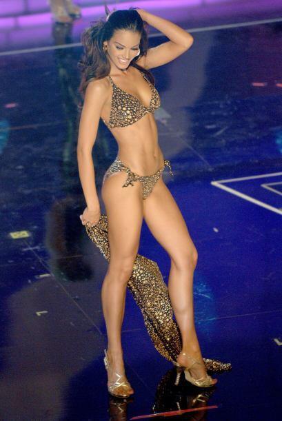 Larguísimas, torneadas y muy sensuales, así son las piernas de esta ex M...