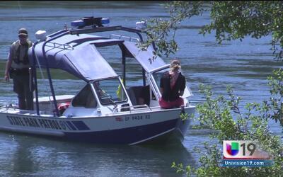Equipos de rescate continúan con la búsqueda del joven que desapareció e...