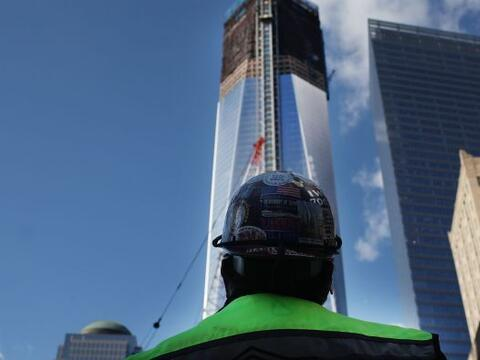La reconstrucción del World Trade Center en NY se ha encarecido en poco...