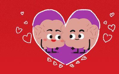 Esto es lo que pasa con tu cerebro cuando estás enamorado