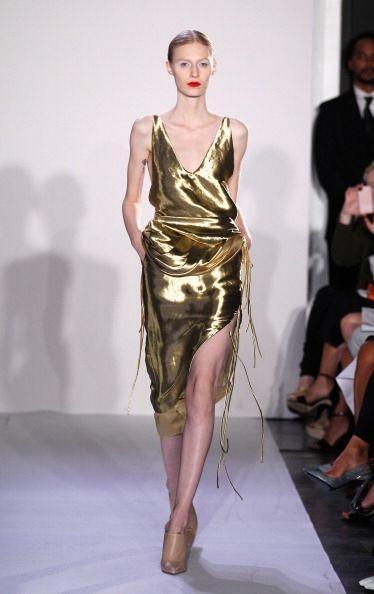 ¡La moda metalizada llegó para quedarse este 2014!, &iquest...