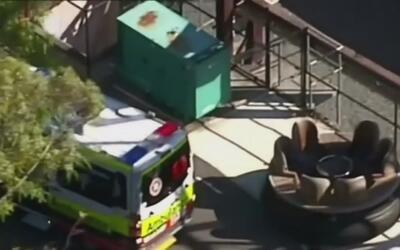 Cuatro personas murieron mientras se divertían en una de las atracciones...