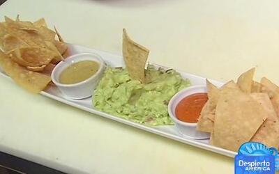 Calorías y grasas ocultas en algunos alimentos