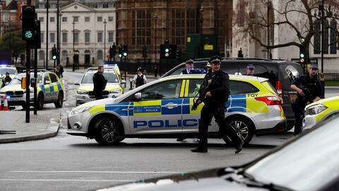 Terror en Londres, así fue el ataque al Parlamento británico que acabó c...