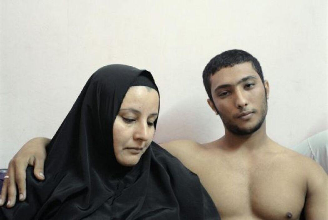 "Esta imagen de la serie ""Madre e hijo"", tomada por la francesa Denis Dai..."
