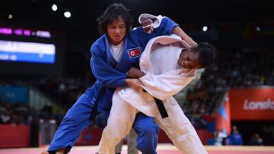 En el duelo final, la cubana perdió el oro ante la norcoreana.