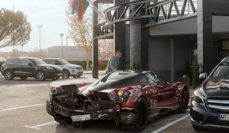 cristiano ronaldo compr un bugatti veyron para celebrar el triunfo en la eurocopa 2016 univision. Black Bedroom Furniture Sets. Home Design Ideas