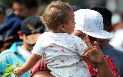 Algunos jóvenes inmigrantes son pandilleros de la Mara Salvatrucha