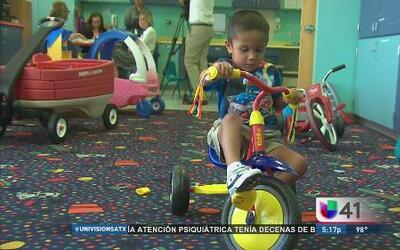 Rayo de Esperanza: José Gabriel está listo para entrar al quirófano