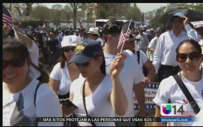 Proinmigrantes piden una solución a la crisis