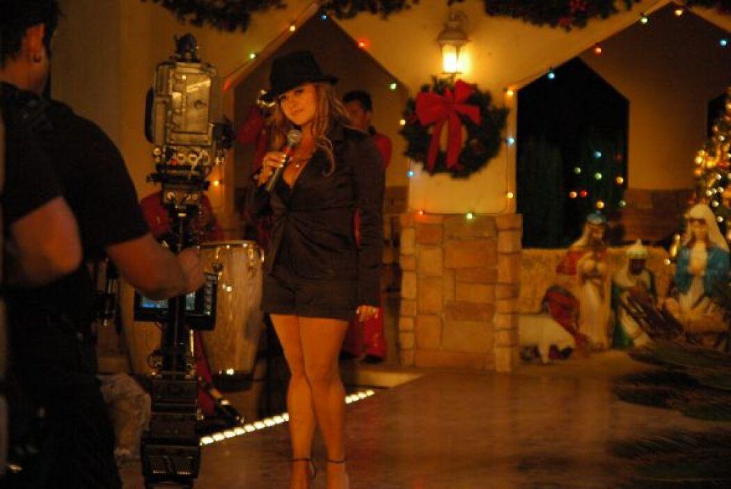 En el año 2006, la cantante pidió que Santa le trajera 'sabiduría, para...
