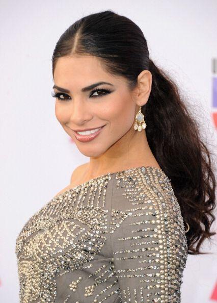 ¡Cuando 'Nuestra Belleza Latina' amarraba su cabello con una colet...