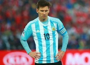 El crack de Rosario estaría pensando parar con Argentina.