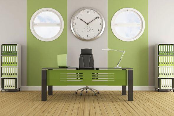 La oficina. Si trabajas en casa, podrías aumentar tu productivida...
