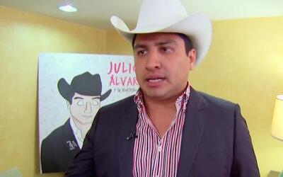 Julión Álvarez habló con Chiquibaby sobre sus inicios
