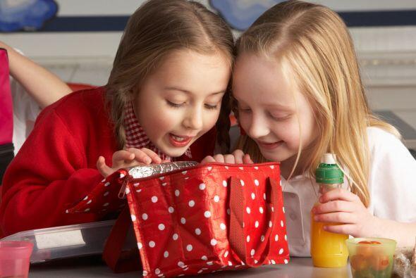 Enviarle a tu hijo un riquísimo lunch casero, preparado en poco tiempo,...