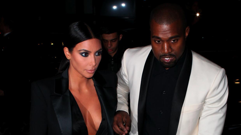 Mira fotos de Kim Kardashian presumiendo escotazo.