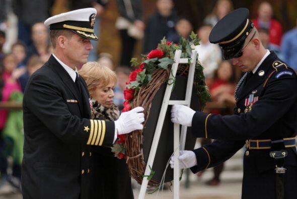 Los actos de homenaje al primer presidente católico de EE.UU. y a...