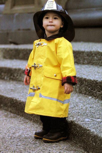 Como hemos dicho, hay una gran variedad de disfraces y los pequeños luci...