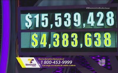 ¡Un millón más! Con tu ayuda superamos los 4 millones