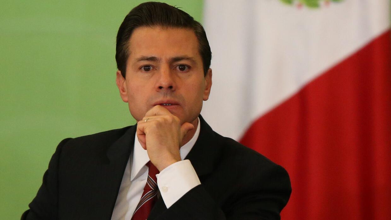 La Iglesia católica de México le pide a Peña Nieto que interceda para ay...