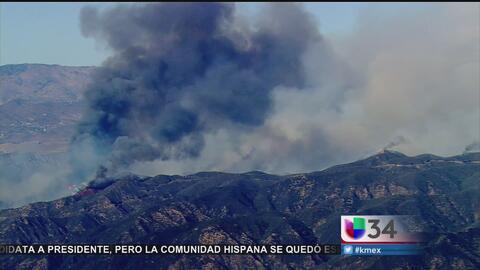Advertencia por mala calidad del aire en el sur de California