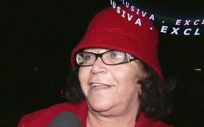 Doña Rosa no cree en las acusaciones de Esteban Loaiza y lo retó que mue...