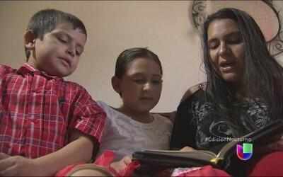 Los problemas de los niños migrantes para adaptarse a EEUU