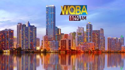 WQBA 1140 AM - Miami - 2016