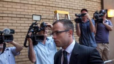 Oscar Pistorius, declarado culpable de homicidio involuntario por matar...