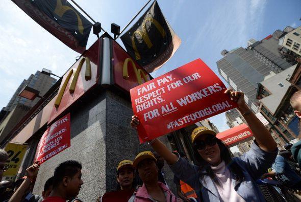 McDonald's explicó hace unos meses a sus inversores, a través de una com...