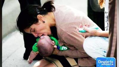El bebé 'milagro' que resucitó en una autopista. Parte 2