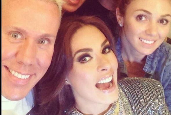 No hay estrella más divertida y alegre en redes sociales que #Gal...