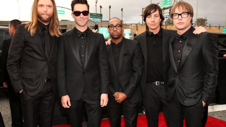 Maroon 5 se irá de gira, en la que predominarán los escenarios al 'aire...
