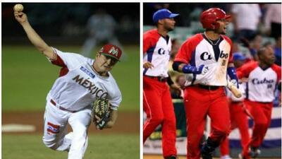 México y Cuban se disputan el título caribeño en San Juan, Puerto Rico.