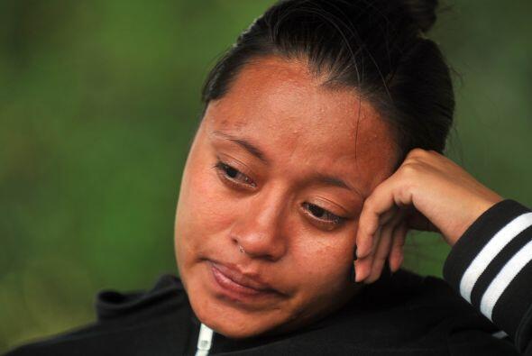 """""""Son héroes que murieron en busca de un mejor futuro para sus familias...."""