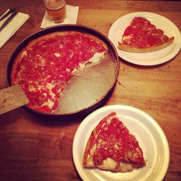 Depp Pizza Chicago