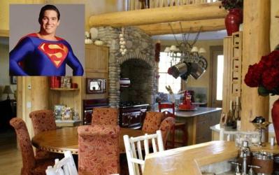 Superman pone en venta su enorme casa