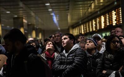 Usuarios de Penn Station volverán a tener una jornada de retraso de tren...