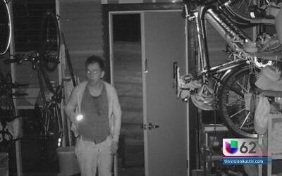 Autoridades de Austin buscan a ladrón de bicicletas