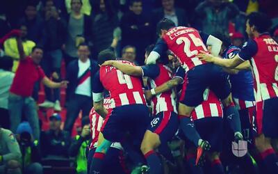 Un video para la historia: la victoria de Chivas sobre América, con músi...